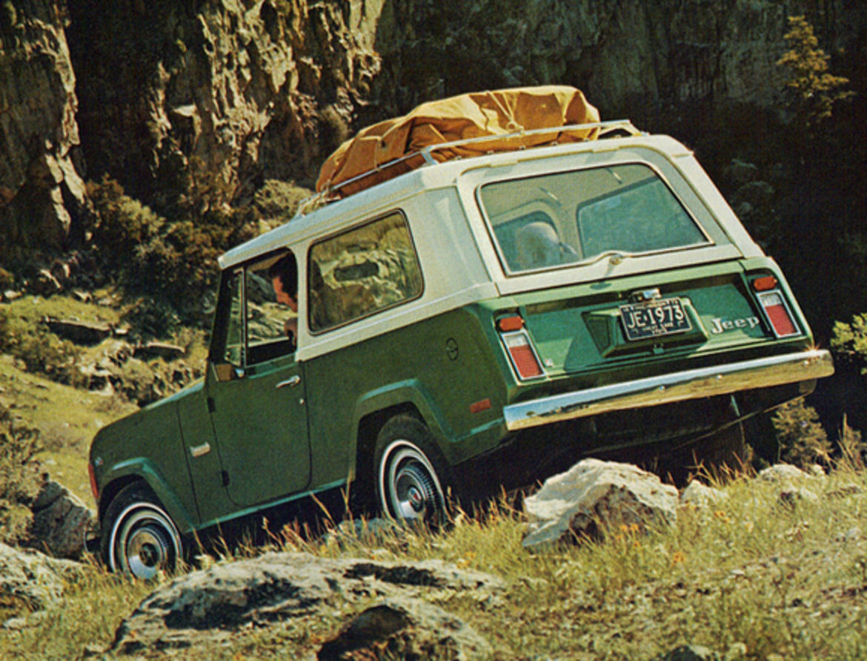 4x4 Showdown: The Jeepster Commando   Huckberry