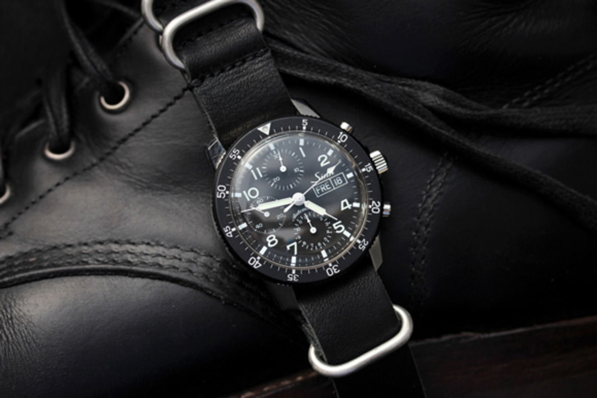 leather the men best pl strap watches chronograph custom