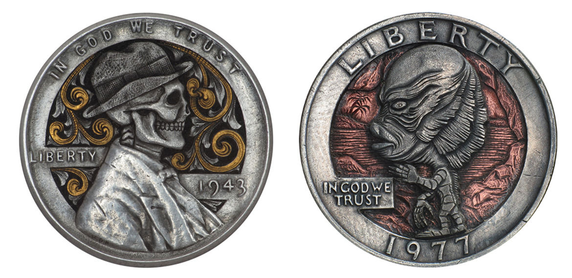 Hobo Nickel Art | Huckberry