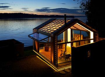 Tile lakesidegarage