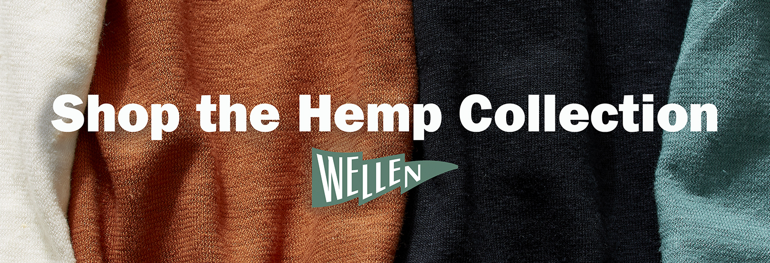 Shop the Hemp Collection