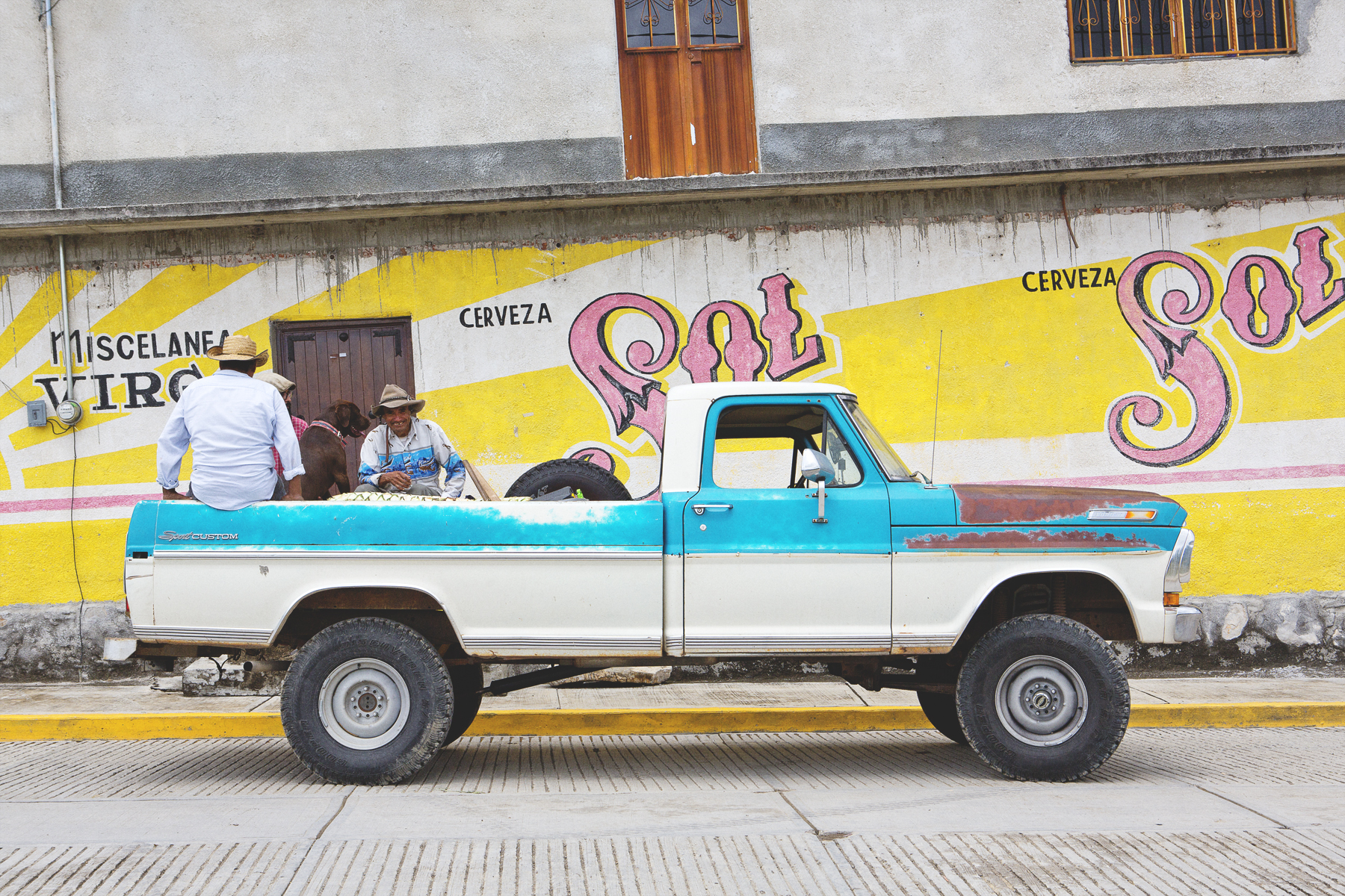 Sol Truck