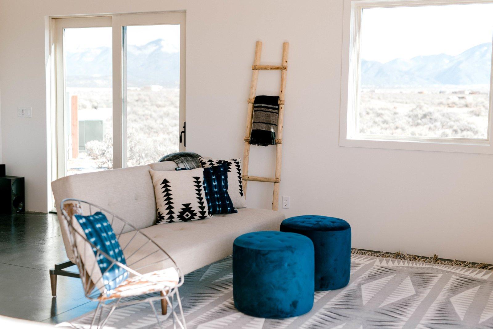 Taos living room