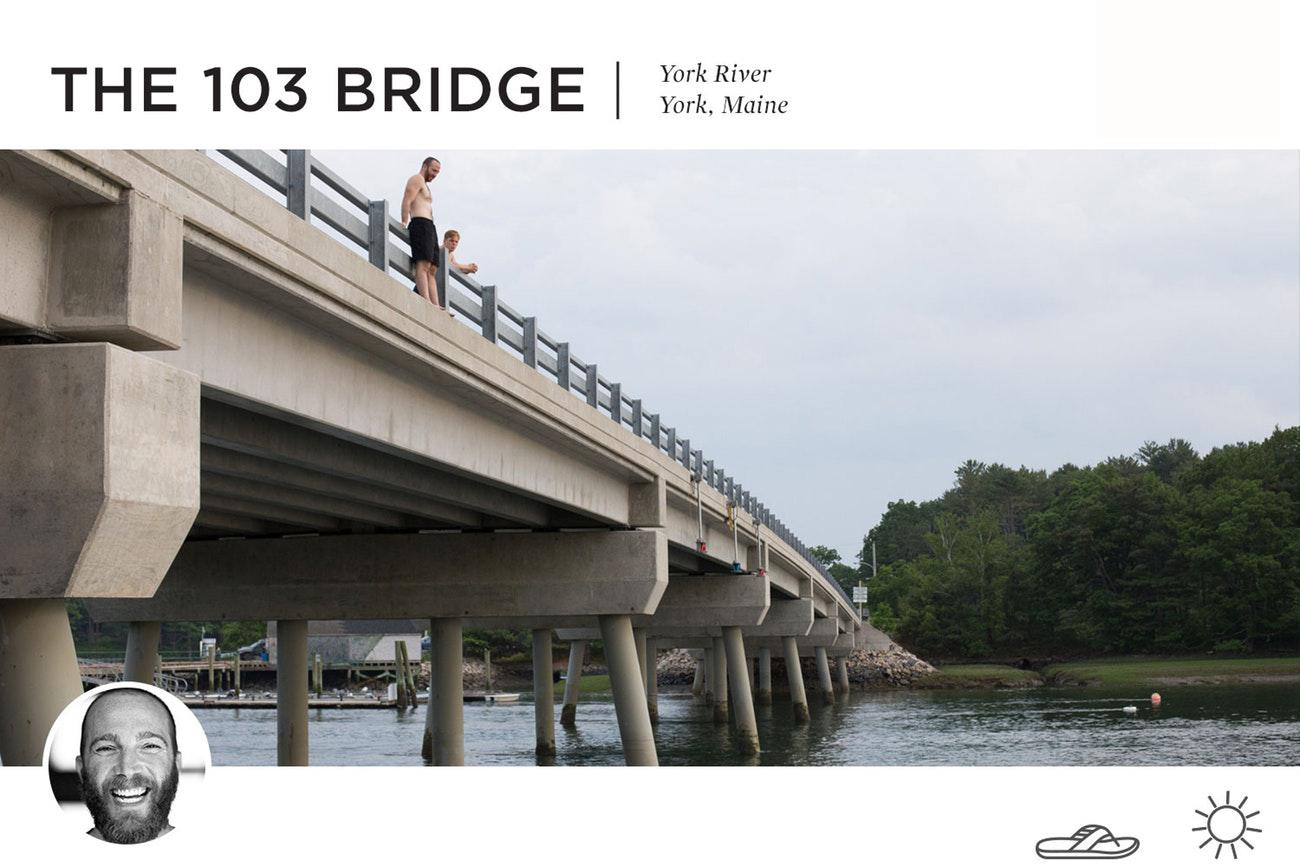 The 103 Bride in York, Maine