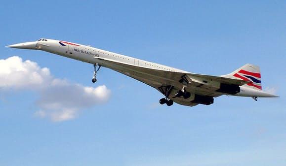 Flight Of The Concorde Huckberry