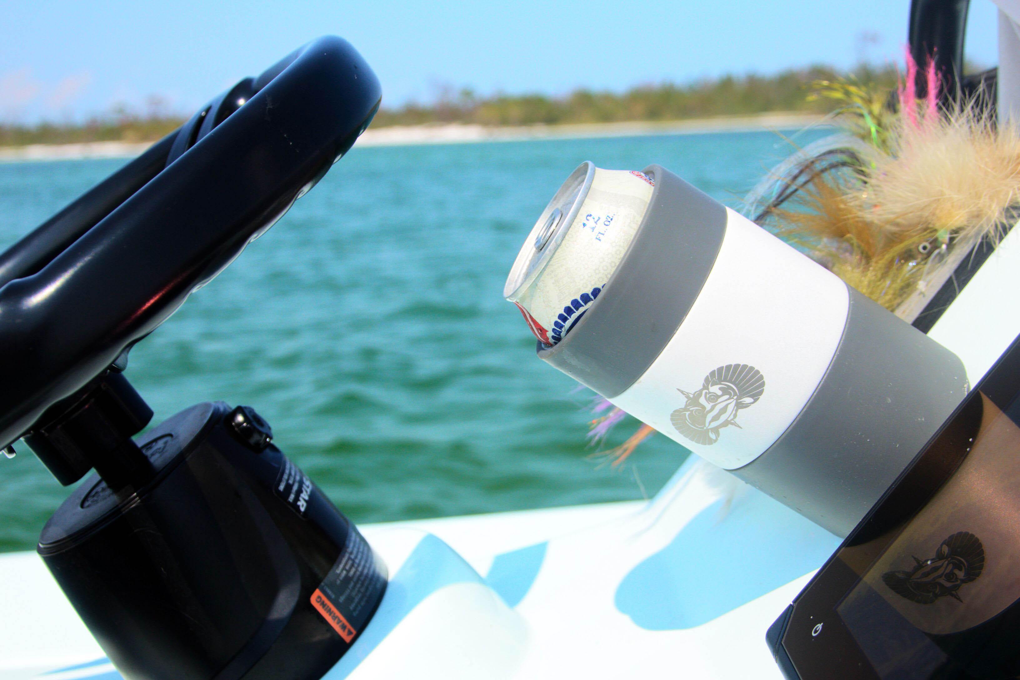 Toadfish Sucker Can Cooler