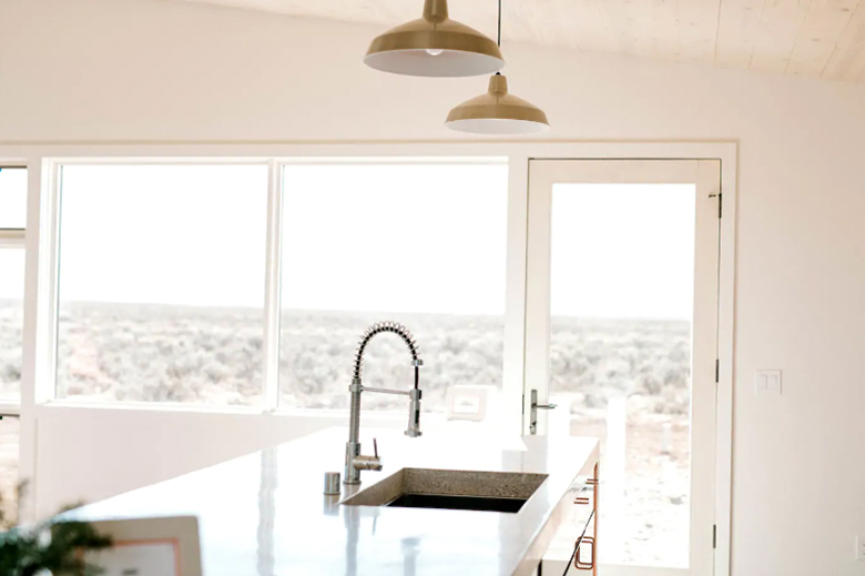 Taos kitchen