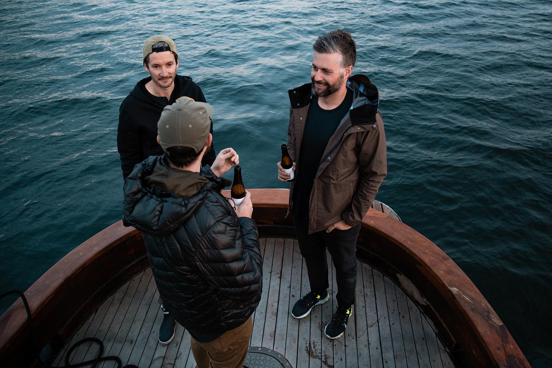 Vancouver Bay tug boat