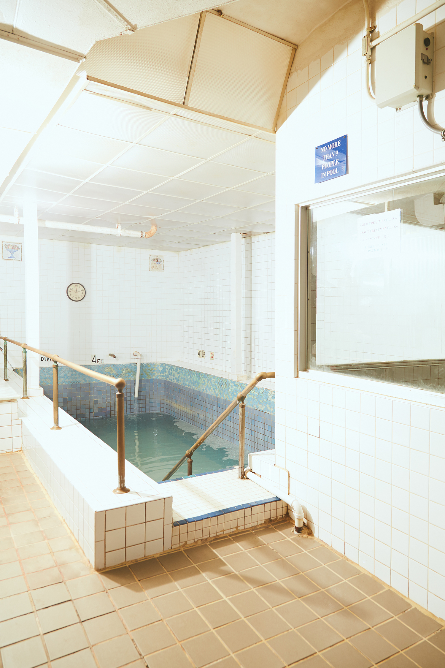 Venture out for a schvitz at the Russian & Turkish Baths