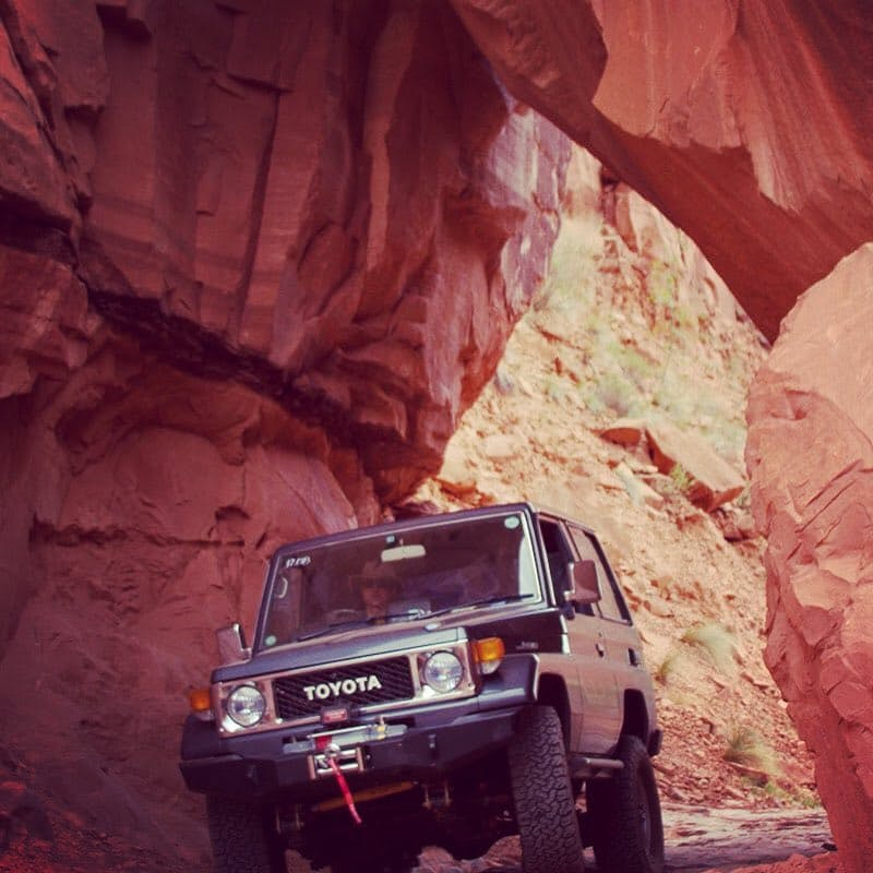 A step-by-step guide to scoring a rare, classic overlander | Huckberry