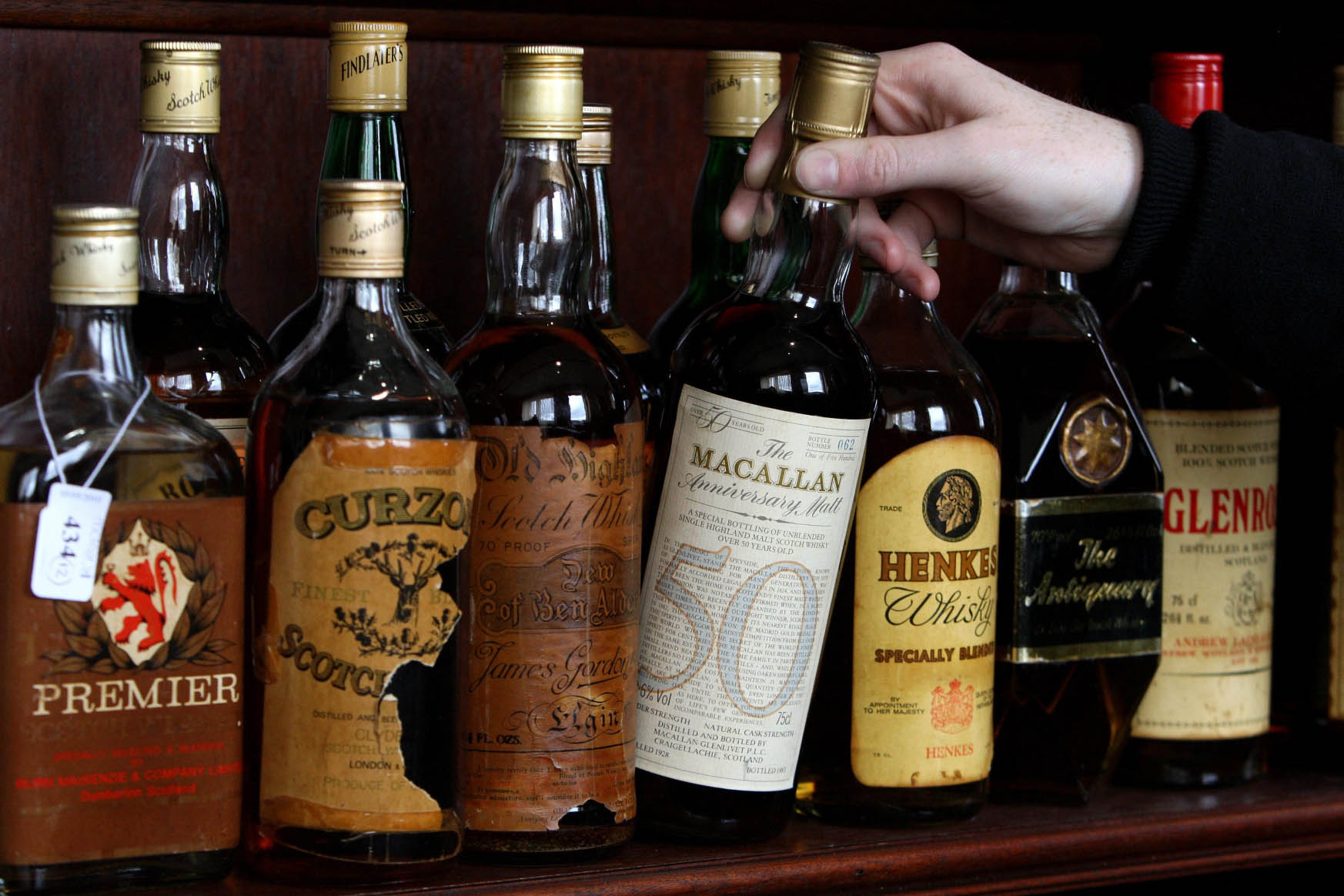 How to Collect Rare Whiskey on a Budget